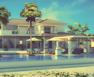 Beachfront Family Home for Sale in TCI