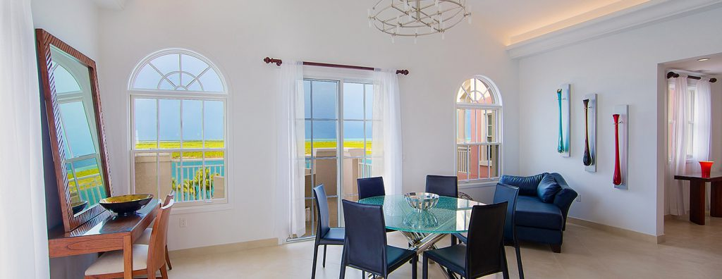 turks and caicos penthouse at blue haven resort