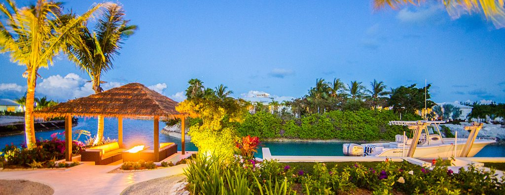 Villa for Sale on Turks and Caicos Beach